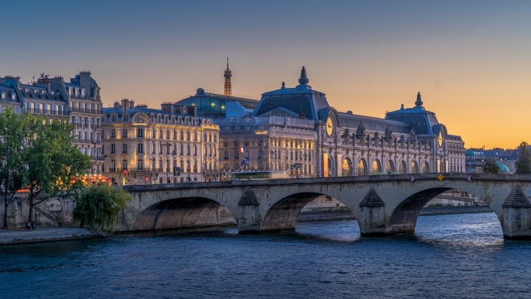 French city hall paris